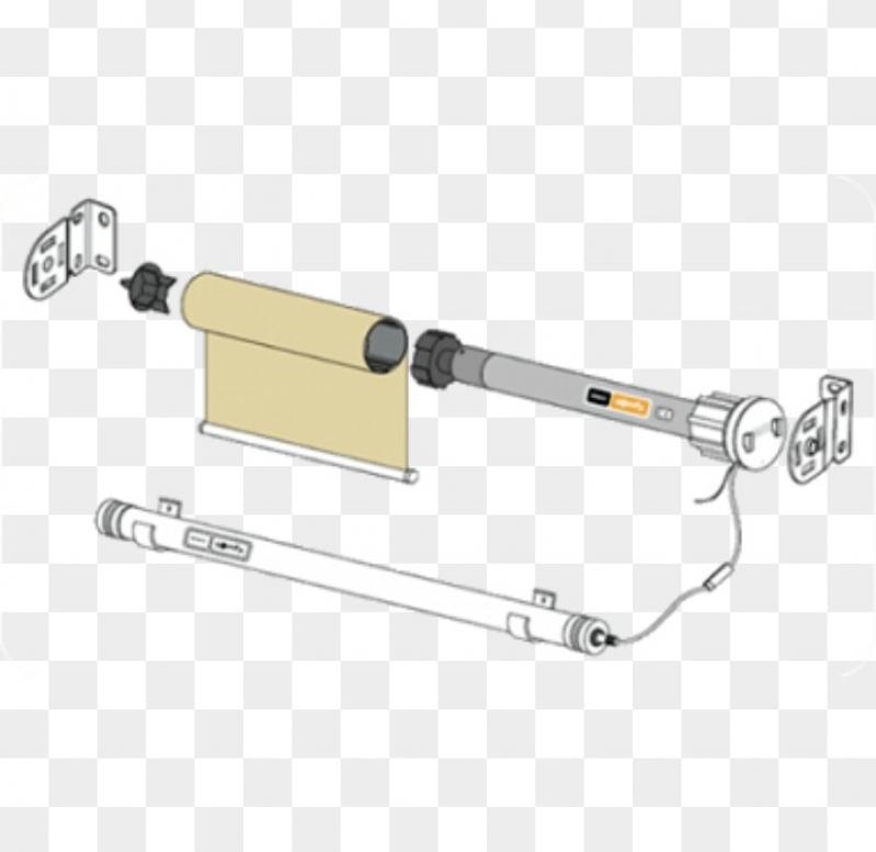 Empresa para Motorizar Persiana Vertical Taboão da Serra - Colocação de Motor em Persianas