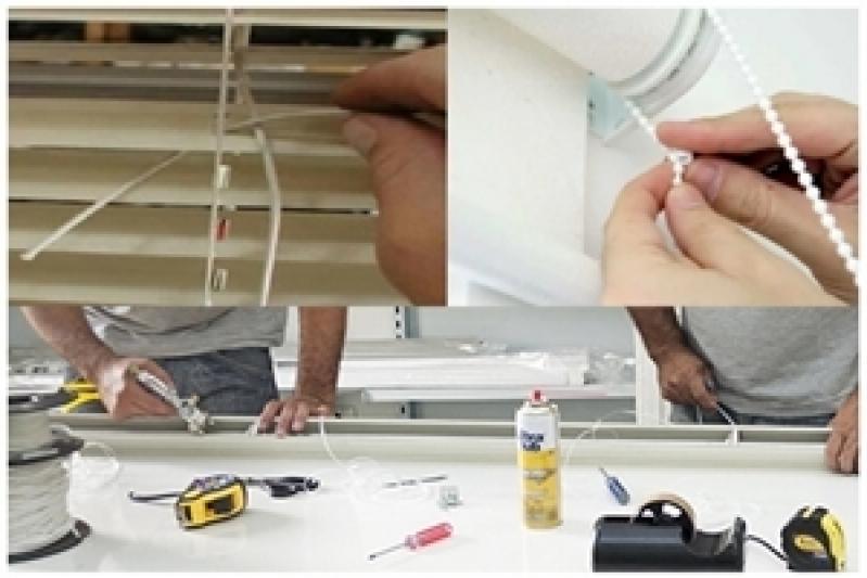 Empresas de Manutenção de Persianas Automatizadas Alphaville - Manutenção de Persianas
