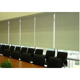 cortinas de persiana horizontal Jockey Club