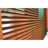 Orçamento para comprar persiana de madeira no Socorro