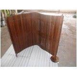 Orçamento para lavagem de persiana de madeira em Sumaré