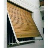 Orçamento para persiana de madeira em Taboão da Serra