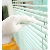 serviço de limpeza de persiana vertical Campo Grande